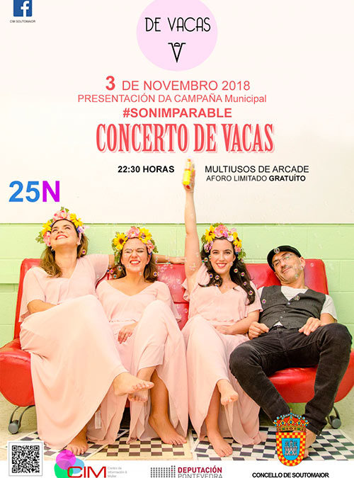"""Concierto """"de Vacas"""""""
