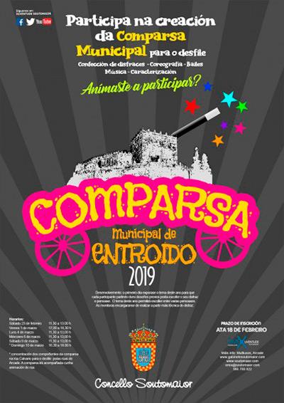 Comparsa Municipal de Entroido 2019
