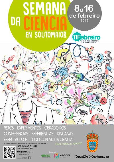 Semana de la ciencia en Soutomaior