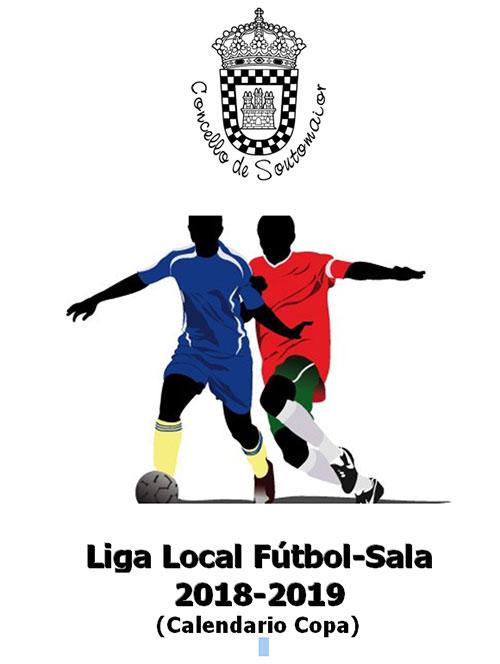 Liga Local Fútbol-Sala  2018-2019 (Calendario Copa)