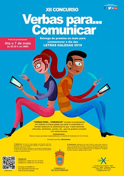 Concurso Verbas para… comunicar 2019