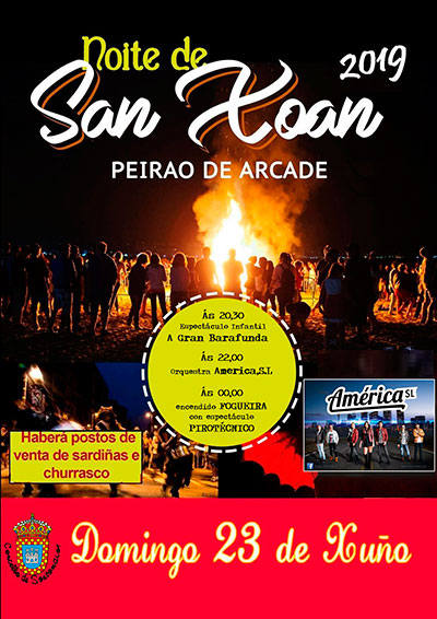 Noite de San Xoan 2019