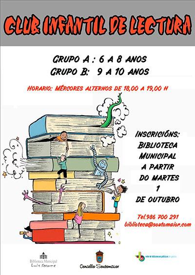 Club infantil de lectura