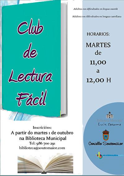 Club de lectura fácil
