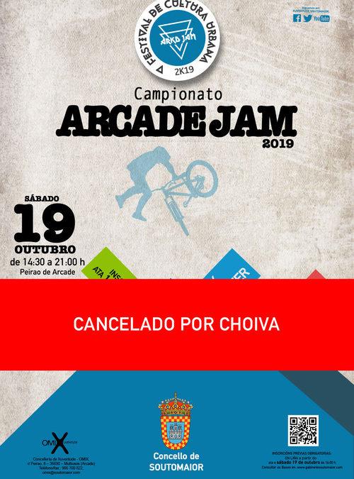 Campionato Arcade Jam – Cultura urbana 2019