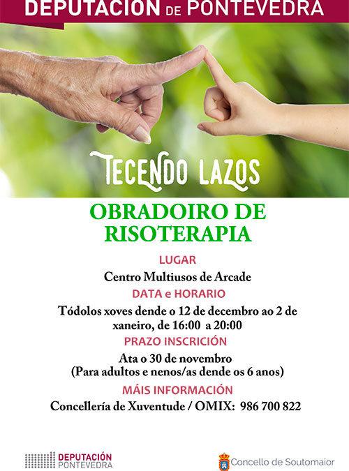 Risoterapia para familias!