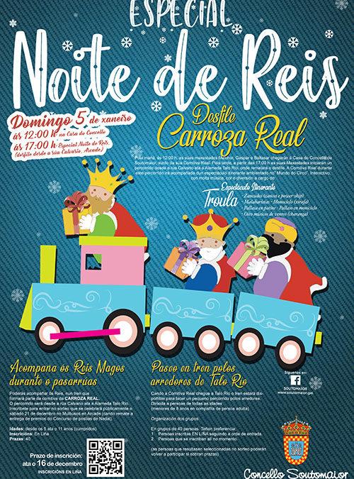 Especial Noche de Reyes!