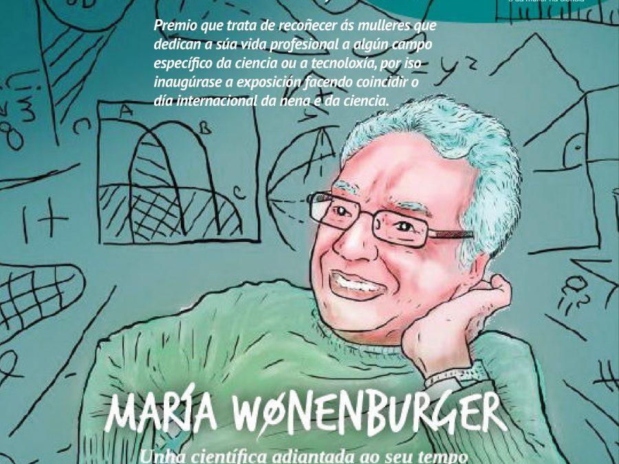 "Exposición ""Premios María Josefa Wonenburguer Planells"""