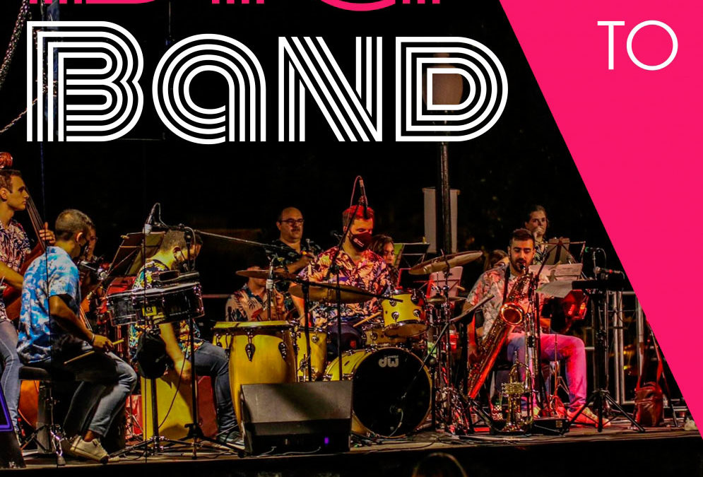 Xingros Big Band en concerto