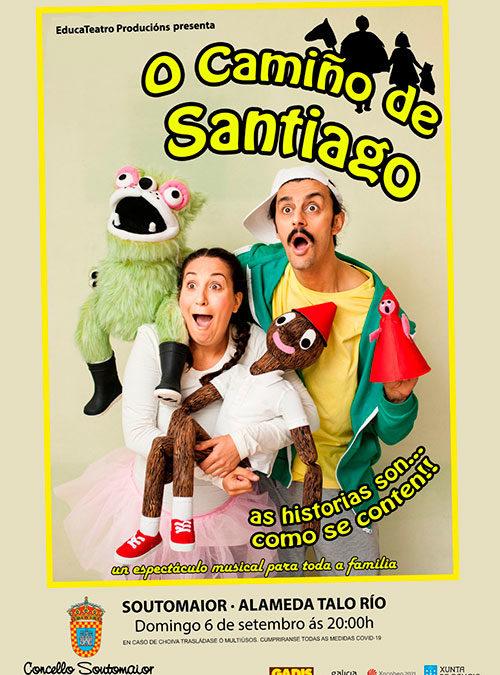 """Teatro – """"O Camiño de Santiago"""""""