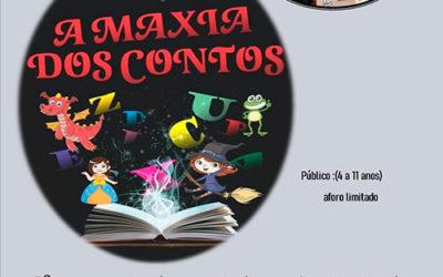 Manuel Solla presenta: A Maxia dos Contos