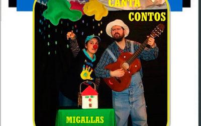 Migallas Teatro – Canta contos – Cambio de data