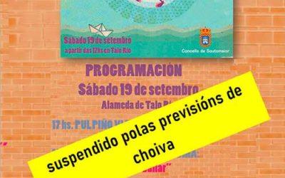 2º Festival Infantil de Soutomaior – Soutopequeno – Suspendido polas previsións de choiva