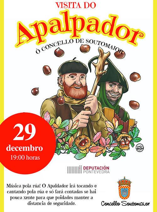 Visita do Apalpador – 29 de decembro ás 19:00