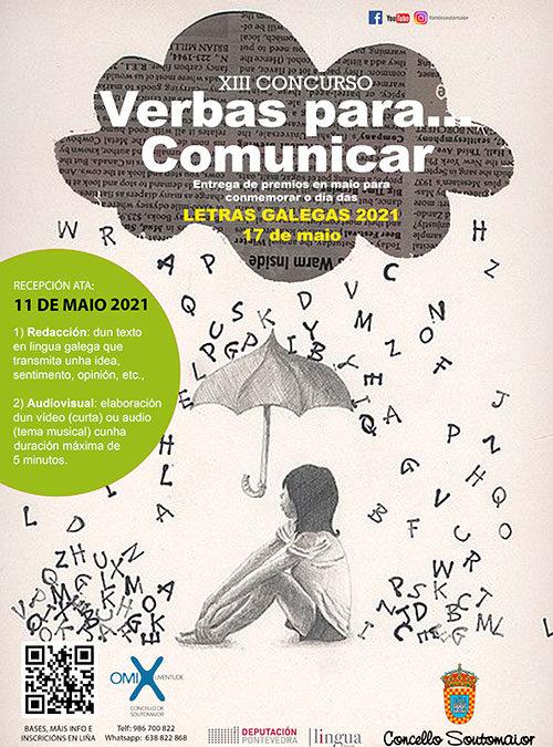"""XIII Concurso """"Verbas para… comunicar"""""""