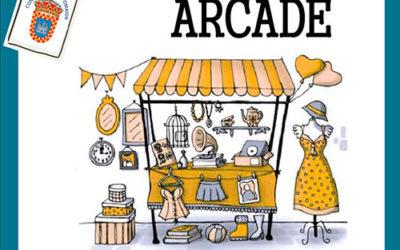 Feira de Arcade – Martes 13 de abril