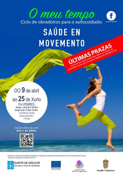 O meu tempo: Saúde en movemento (1 h/día)