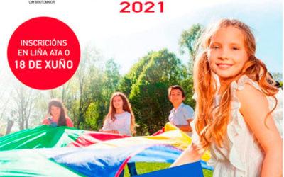 Soutomaior Concilia: Campamentos de verán