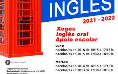 Obradoiros de Inglés na Biblioteca