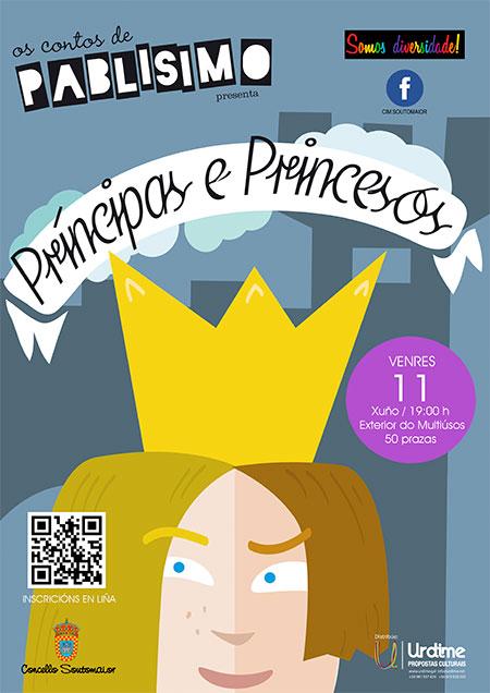 Príncipas e Princesos