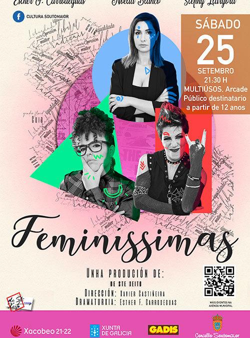 Feminissimas – Teatro